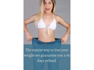 Weight Lose ,90 days guaranteed product refund available