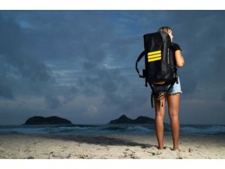 THE WORLDS MOST EXTREME DRYBAG